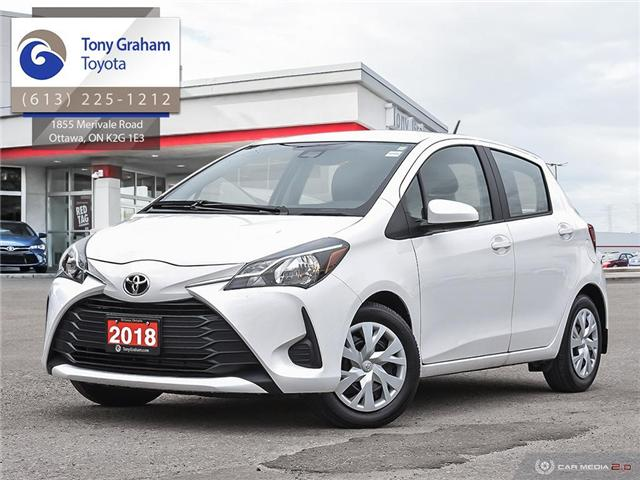 2018 Toyota Yaris LE (Stk: E7863) in Ottawa - Image 1 of 28