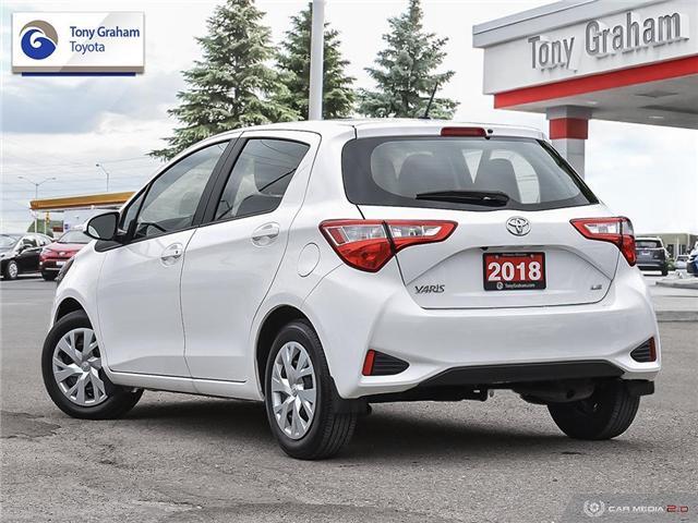 2018 Toyota Yaris LE (Stk: E7863) in Ottawa - Image 4 of 28