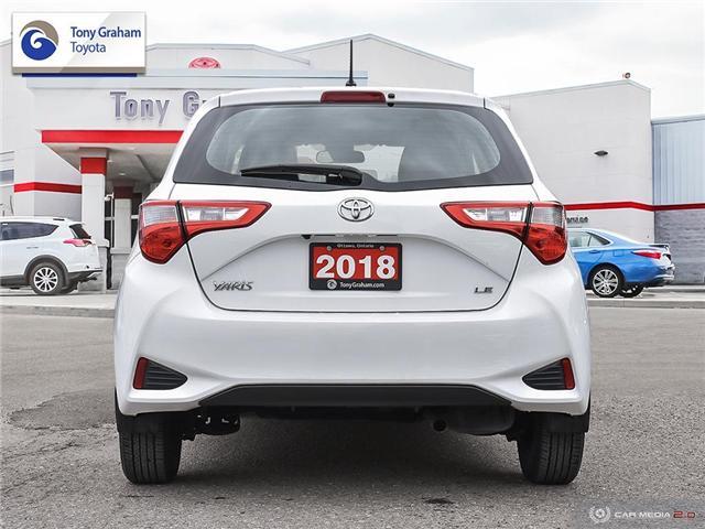 2018 Toyota Yaris LE (Stk: E7863) in Ottawa - Image 5 of 28