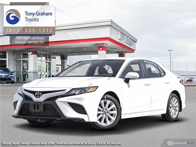 2019 Toyota Camry SE (Stk: 58173) in Ottawa - Image 1 of 24