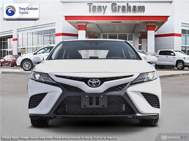 2019 Toyota Camry SE (Stk: 58173) in Ottawa - Image 2 of 24