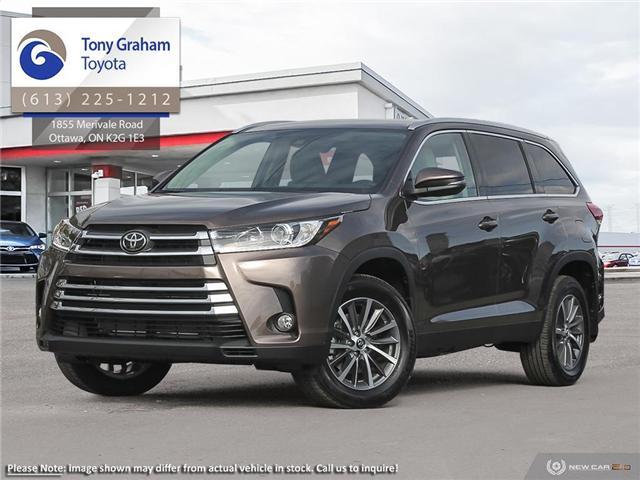 2019 Toyota Highlander XLE (Stk: 57508) in Ottawa - Image 1 of 23