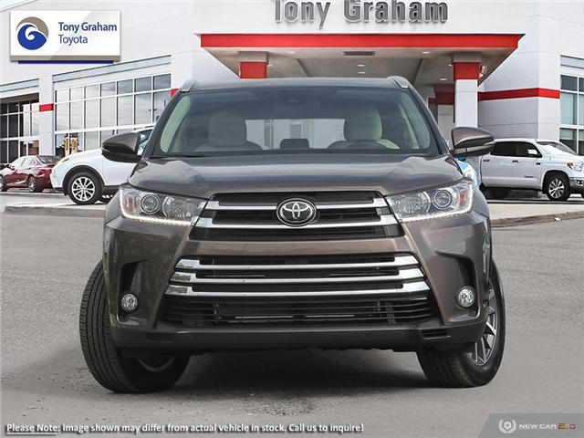 2019 Toyota Highlander XLE (Stk: 57508) in Ottawa - Image 2 of 23