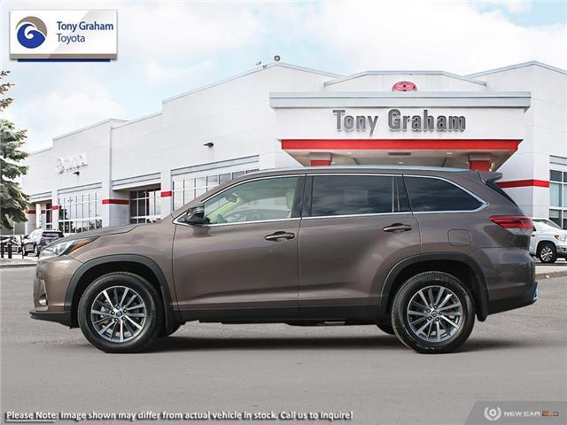 2019 Toyota Highlander XLE (Stk: 57508) in Ottawa - Image 3 of 23
