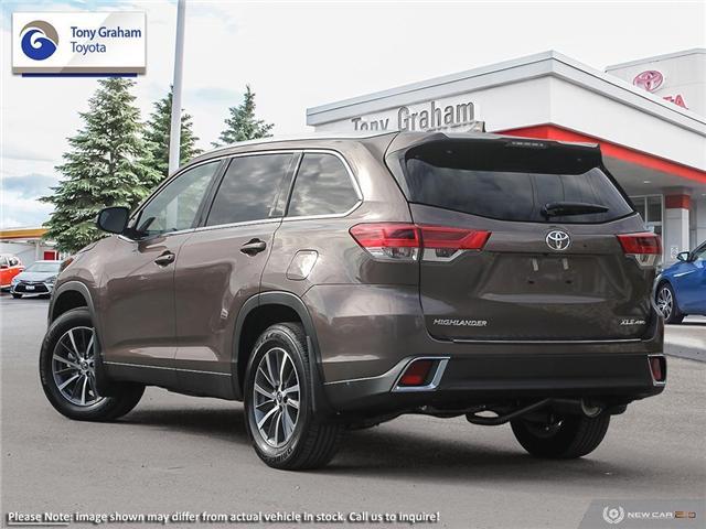 2019 Toyota Highlander XLE (Stk: 57508) in Ottawa - Image 4 of 23