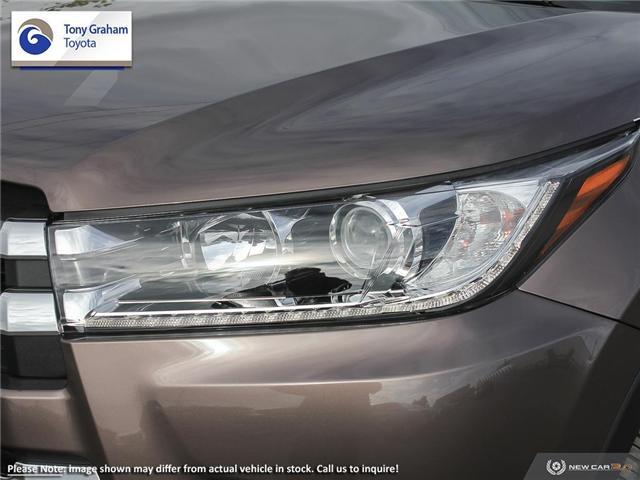 2019 Toyota Highlander XLE (Stk: 57508) in Ottawa - Image 10 of 23
