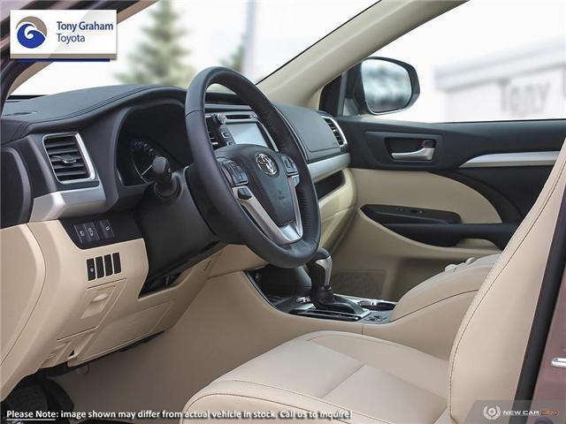 2019 Toyota Highlander XLE (Stk: 57508) in Ottawa - Image 12 of 23