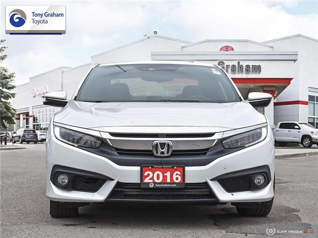 2016 Honda Civic Touring (Stk: 58074A) in Ottawa - Image 2 of 29