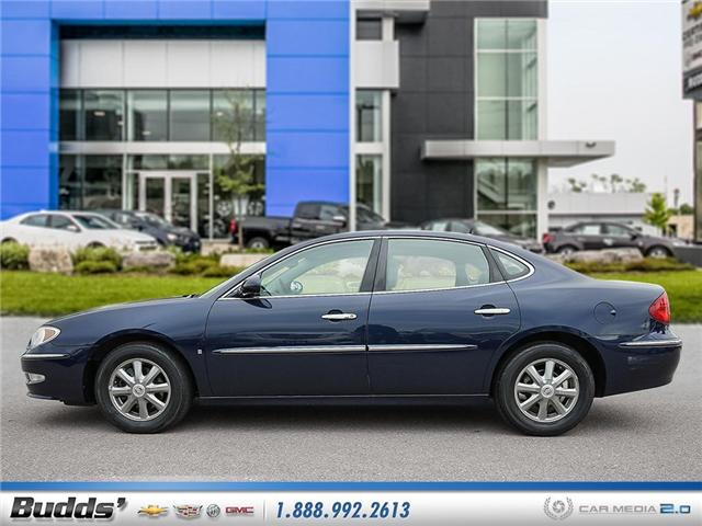 2008 Buick Allure CXL (Stk: R1418A) in Oakville - Image 2 of 25
