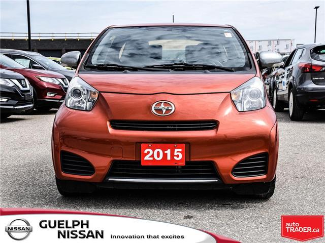 2015 Scion iQ Base (Stk: N19981A) in Guelph - Image 2 of 19