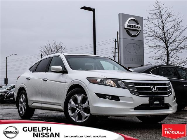 2012 Honda Crosstour EX-L (Stk: UP13622) in Guelph - Image 1 of 23