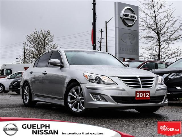 2012 Hyundai Genesis  (Stk: I6811AA) in Guelph - Image 1 of 22