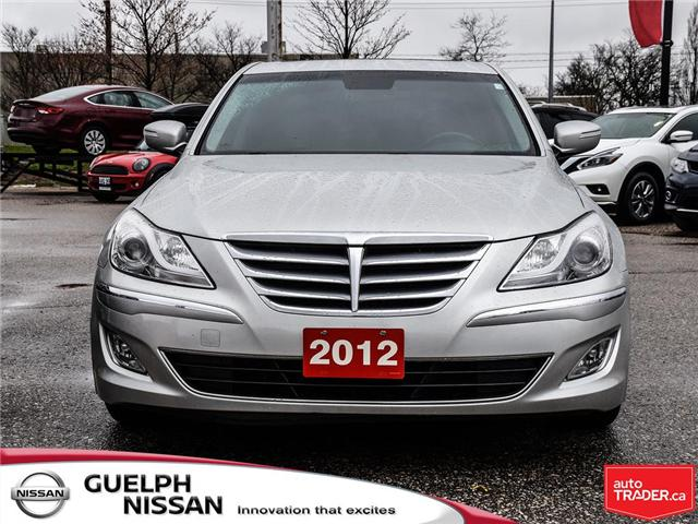 2012 Hyundai Genesis  (Stk: I6811AA) in Guelph - Image 2 of 22
