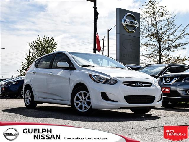 2014 Hyundai Accent  (Stk: N20137A) in Guelph - Image 1 of 19