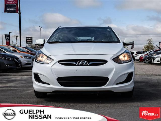2014 Hyundai Accent  (Stk: N20137A) in Guelph - Image 2 of 19