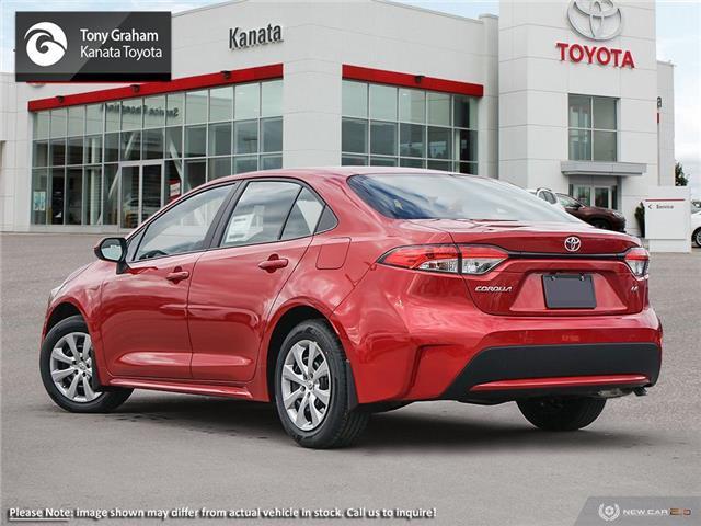 2020 Toyota Corolla LE (Stk: 89599) in Ottawa - Image 4 of 24