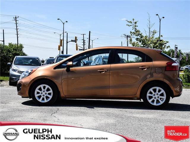 2012 Kia Rio  (Stk: UP13644A) in Guelph - Image 1 of 24