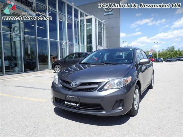 2012 Toyota Corolla CE (Stk: 40951A) in Newmarket - Image 1 of 30