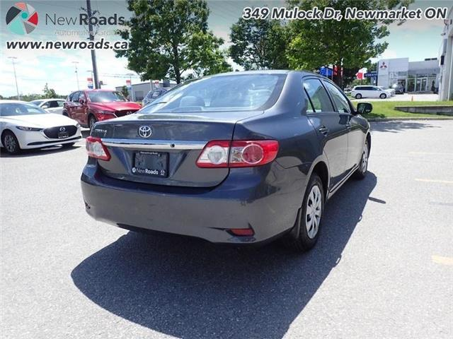 2012 Toyota Corolla CE (Stk: 40951A) in Newmarket - Image 7 of 30