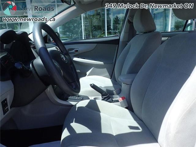 2012 Toyota Corolla CE (Stk: 40951A) in Newmarket - Image 14 of 30
