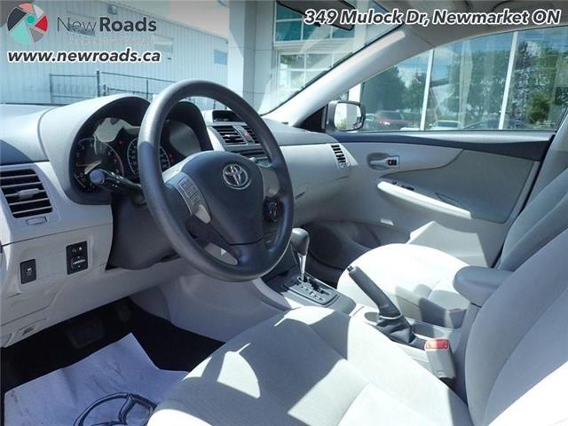 2012 Toyota Corolla CE (Stk: 40951A) in Newmarket - Image 15 of 30
