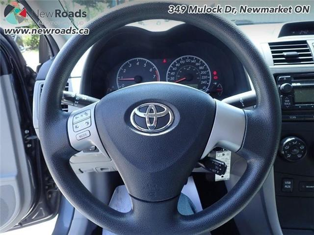 2012 Toyota Corolla CE (Stk: 40951A) in Newmarket - Image 20 of 30