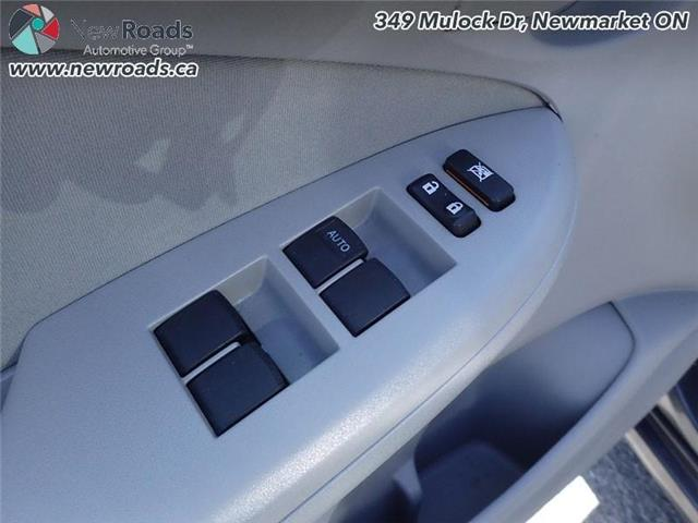 2012 Toyota Corolla CE (Stk: 40951A) in Newmarket - Image 21 of 30