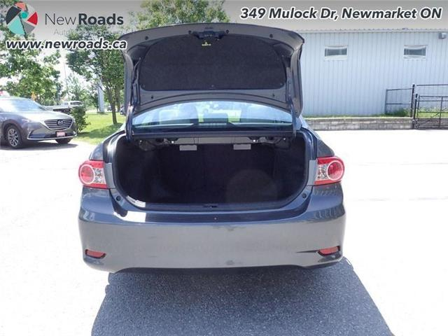 2012 Toyota Corolla CE (Stk: 40951A) in Newmarket - Image 24 of 30