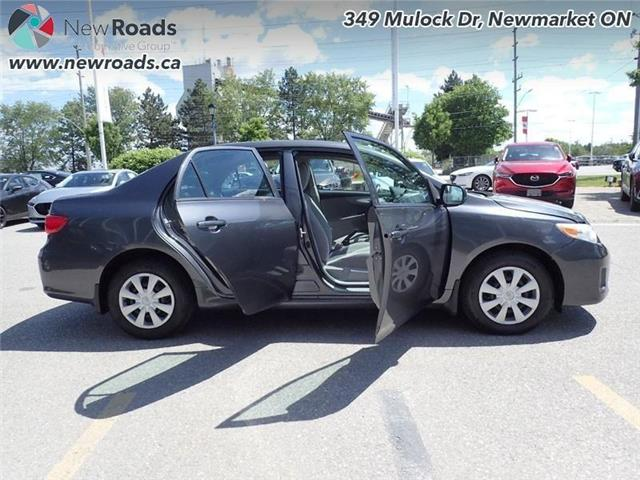 2012 Toyota Corolla CE (Stk: 40951A) in Newmarket - Image 25 of 30