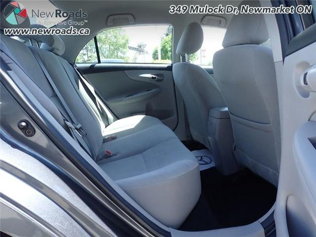 2012 Toyota Corolla CE (Stk: 40951A) in Newmarket - Image 26 of 30