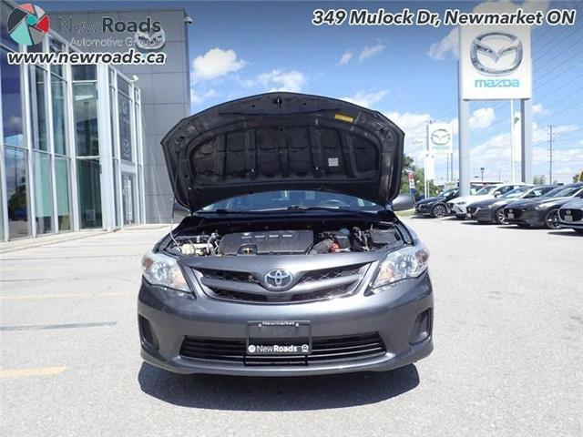 2012 Toyota Corolla CE (Stk: 40951A) in Newmarket - Image 30 of 30