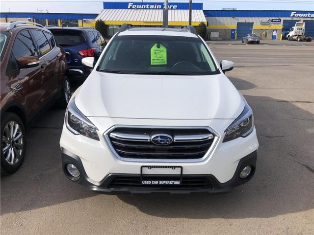 2018 Subaru Outback  (Stk: 3691D) in Thunder Bay - Image 2 of 2