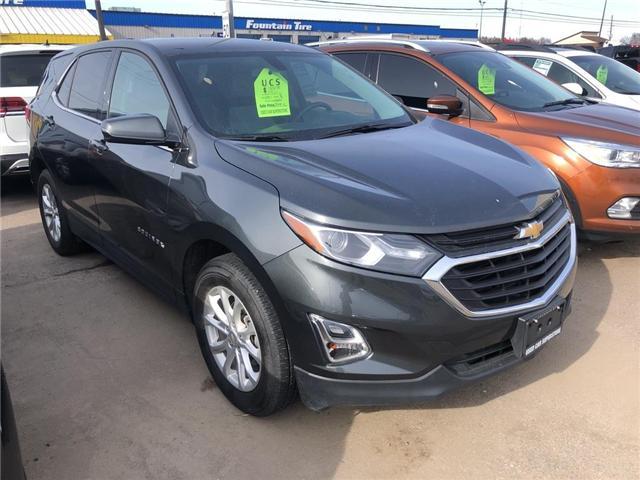 2018 Chevrolet Equinox 1LT (Stk: 3650D) in Thunder Bay - Image 1 of 2