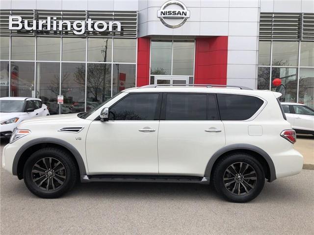 2018 Nissan Armada Platinum (Stk: A6692) in Burlington - Image 2 of 22