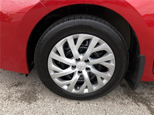 2017 Toyota Corolla LE (Stk: U10712) in Burlington - Image 7 of 15