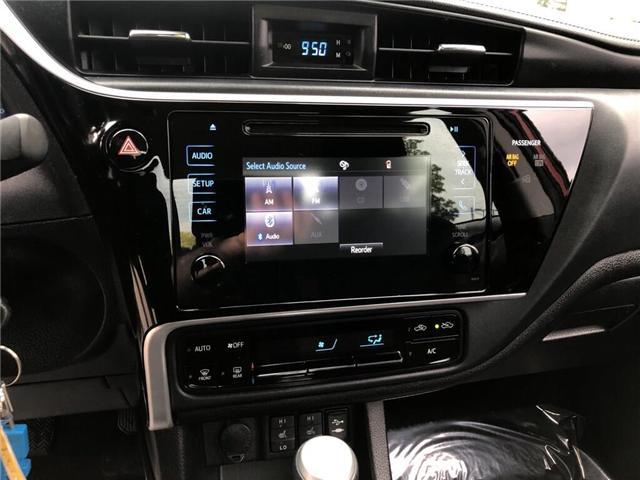 2017 Toyota Corolla LE (Stk: U10712) in Burlington - Image 12 of 15