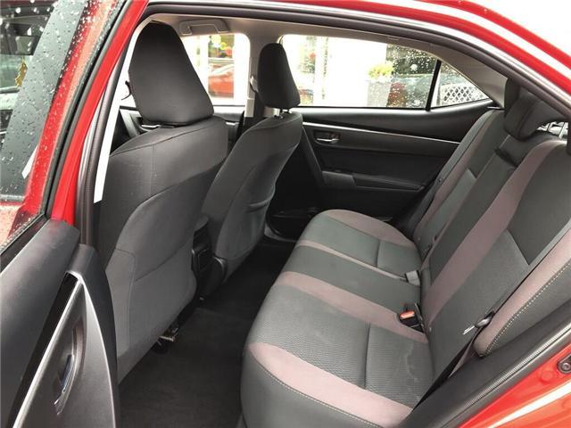 2017 Toyota Corolla LE (Stk: U10712) in Burlington - Image 13 of 15