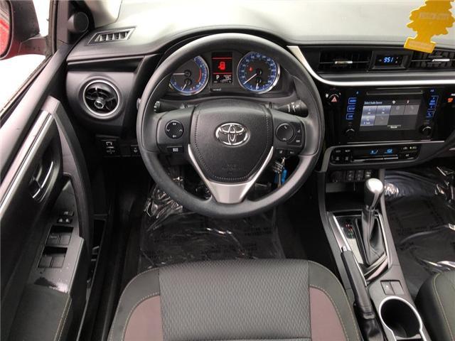 2017 Toyota Corolla LE (Stk: U10712) in Burlington - Image 14 of 15