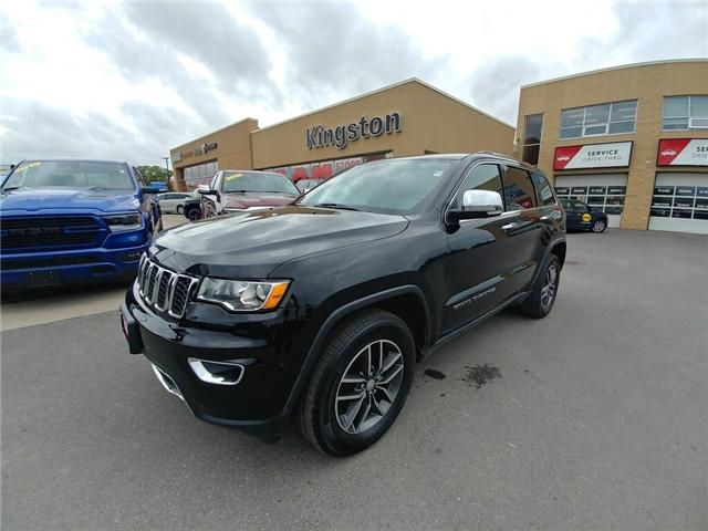 2017 Jeep Grand Cherokee Limited (Stk: 19P047) in Kingston - Image 1 of 21