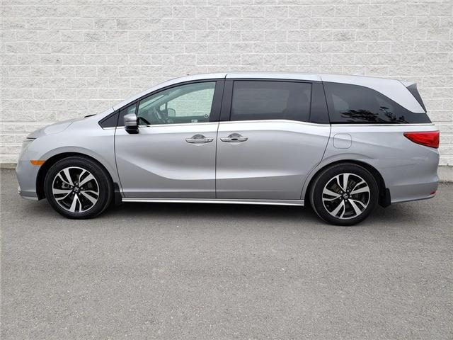 2018 Honda Odyssey Touring (Stk: 19P055) in Kingston - Image 1 of 30