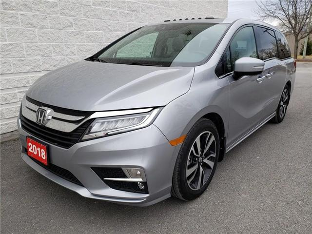 2018 Honda Odyssey Touring (Stk: 19P055) in Kingston - Image 2 of 30
