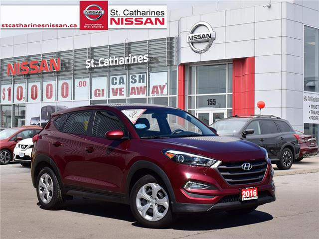 2016 Hyundai Tucson  (Stk: P2338A) in St. Catharines - Image 1 of 22