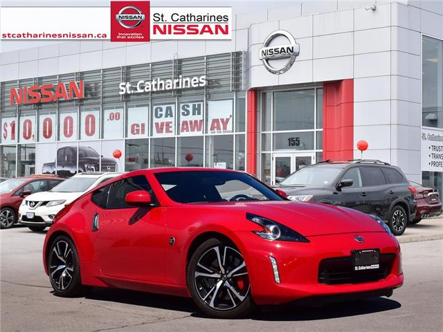 2018 Nissan 370Z  (Stk: P2362) in St. Catharines - Image 1 of 20