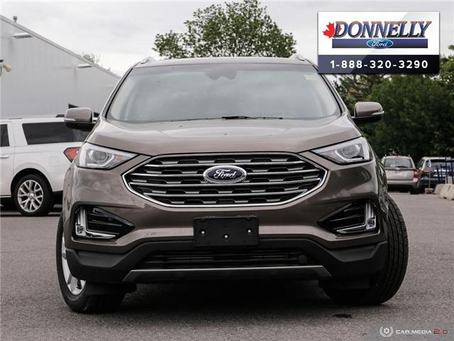 2019 Ford Edge SEL (Stk: DS631) in Ottawa - Image 2 of 27