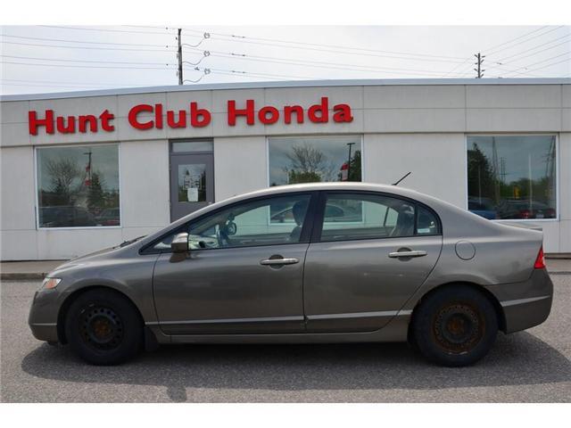 2007 Honda Civic Hybrid Base (Stk: Z00630A) in Gloucester - Image 1 of 24