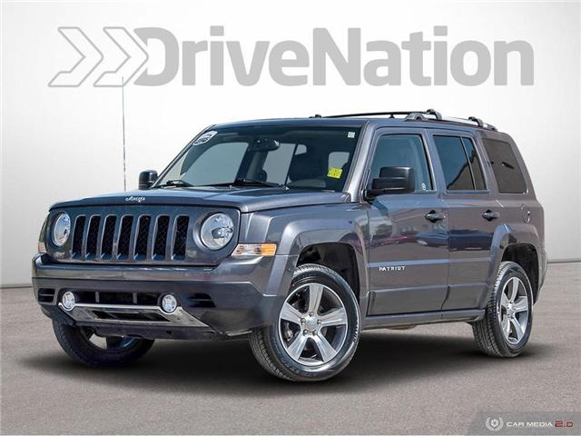 2016 Jeep Patriot Sport/North (Stk: D1355) in Regina - Image 1 of 28