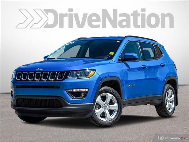 2018 Jeep Compass North (Stk: D1358) in Regina - Image 1 of 27