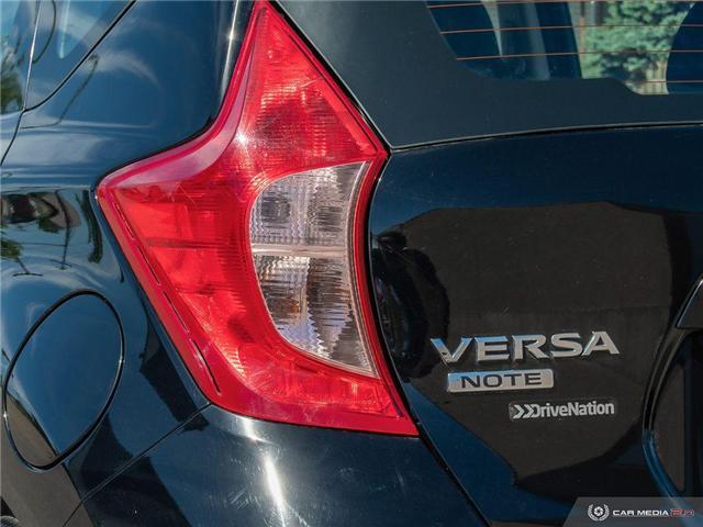 2018 Nissan Versa Note 1.6 SV (Stk: D1363) in Regina - Image 11 of 27