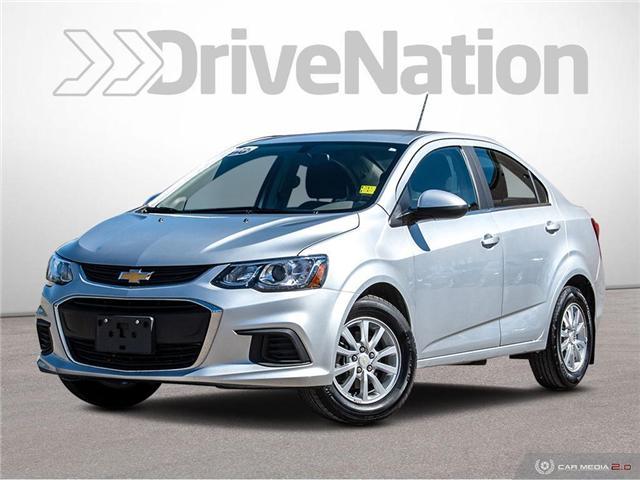 2018 Chevrolet Sonic LT Auto (Stk: D1370) in Regina - Image 1 of 27