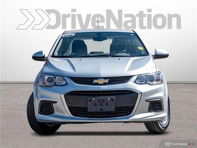 2018 Chevrolet Sonic LT Auto (Stk: D1370) in Regina - Image 2 of 27